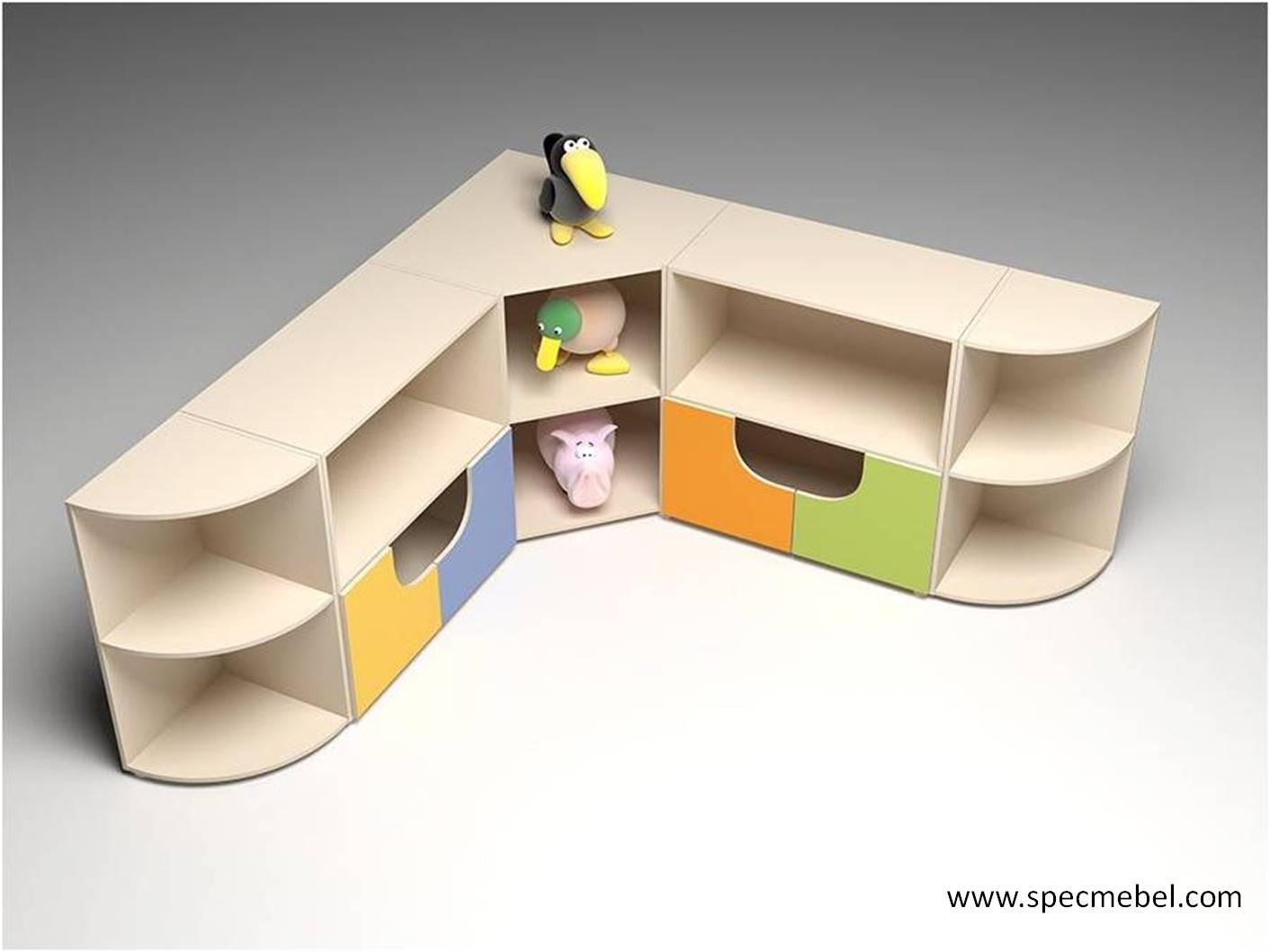 Игровой уголок сп / мебель для учебных заведений / мебель дл.