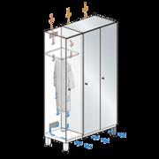Шкафы с усиленной вентиляцией