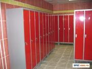 Шкафы полнодверные на ножках (серия НОРМА)