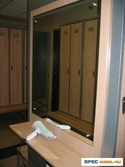 Опции и дополнительное оснащение шкафов